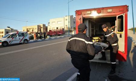 انقلاب حافلة نقل المسافرين بإقليم الرشيدية.. انتشال جثث 3 أشخاص آخرين