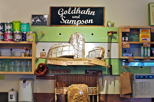 slomo mein berlin goldhahn und sampson. Black Bedroom Furniture Sets. Home Design Ideas