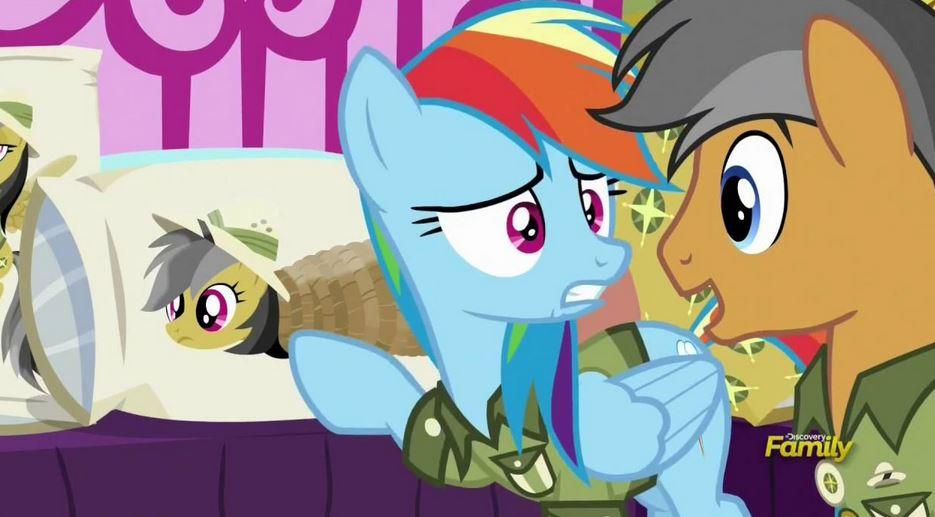 Equestria Daily - MLP Stuff!: Season 9 Episode 21 - Daring