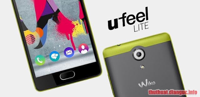 ROM STOCK WIKO U FEEL LITE – UNBRICK, BYPASS GOOGLE ACCOUNT