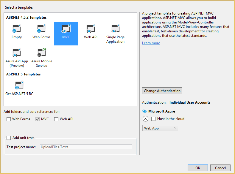 Asp Net MVC Upload Files to Folder or Server - ASP NET,C#