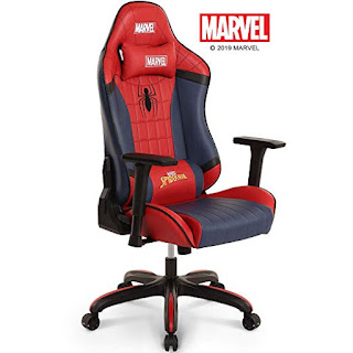 Click here to purchase Big and Wide Spider-Man Office Chair at Amazon!