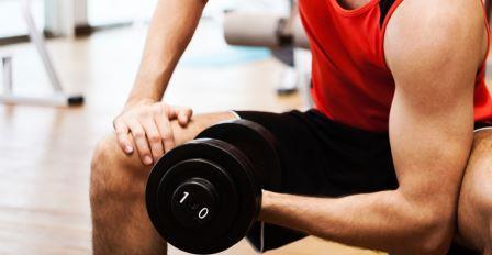 latihan kebugaran jasmani kekuatan (strength)