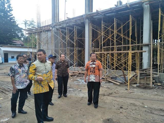 Pembangunan Rusunawa Bukittinggi Capai 32 Persen