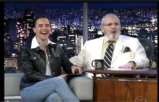 Ana e Jô em entrevista