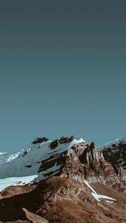 Wallpaper Gunung ES