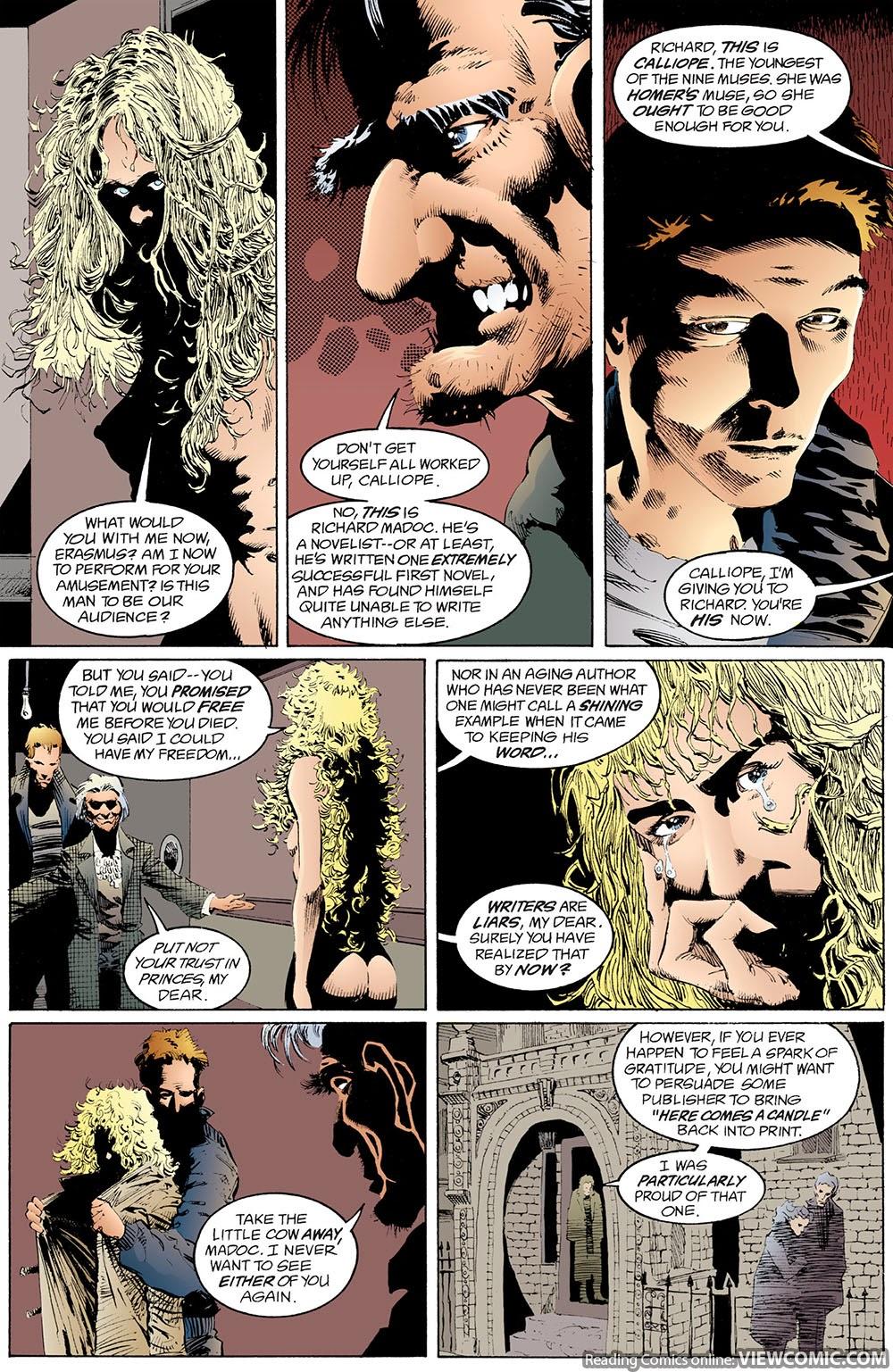 sandman comic pdf español