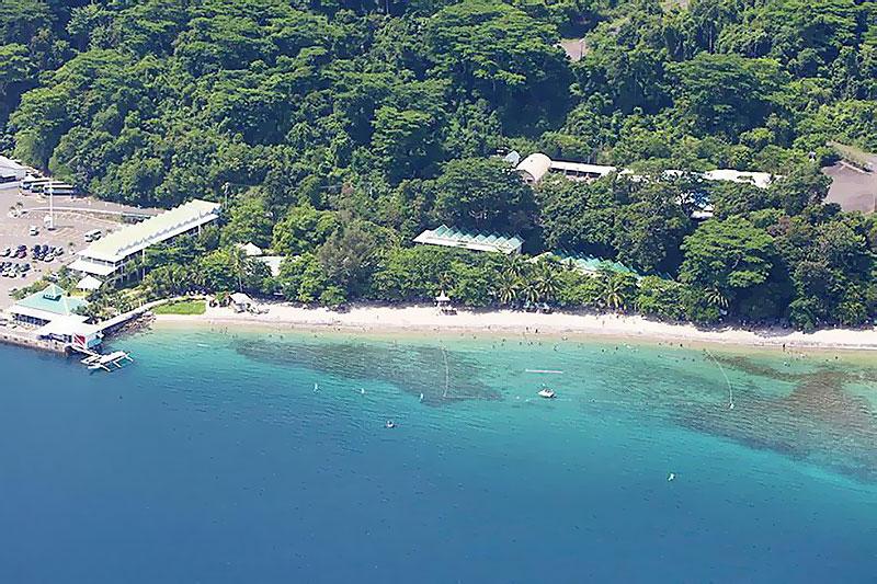 Camayan Beach Resort Hotel in Zambales