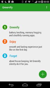 Greenify Donate v4.7.1 build 47100 Paid APK