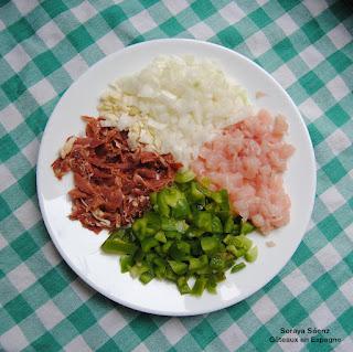 recette facile tapas espagnoles pintxos croquettes