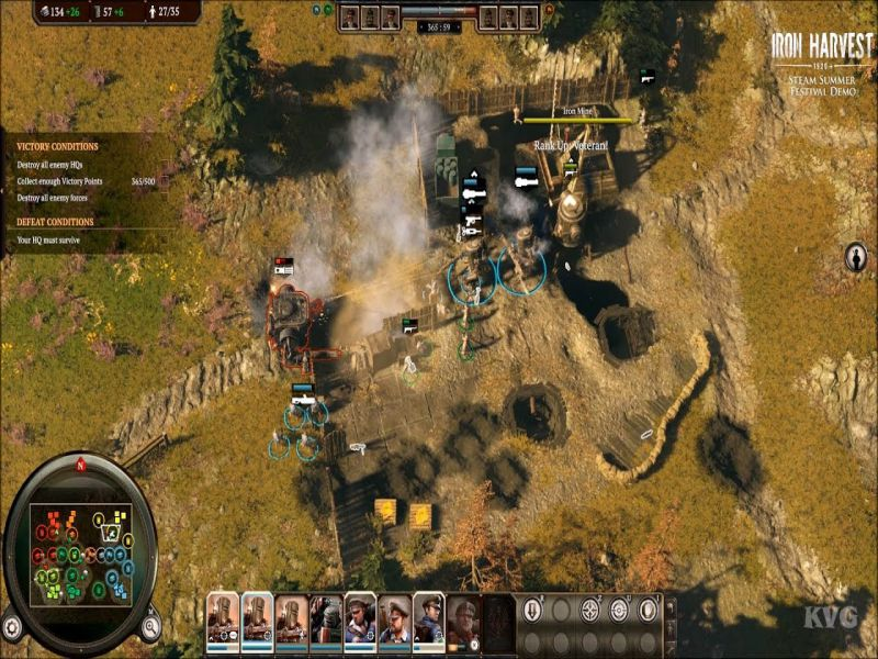 Download Iron Harvest Deluxe Edition Free Full Game For PC
