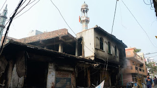 industri kecil milik umat Islam India hancur pasca penyerangan