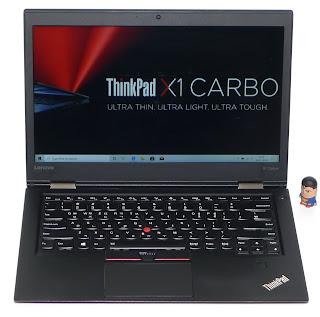 Lenovo ThinkPad X1 Carbon Second di Malang