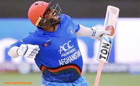 Mohammad Shehzad created a splendid four-six-wicket haul in T-10 league, hit seventy four balls, 16 runs