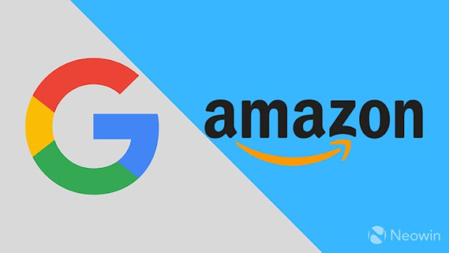 THE WAY GOOGLE DEALS WITH AMAZON WILL MAKE IT WORKERS UNEMPLOYED