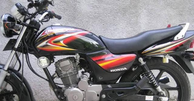 Spesifikasi Megapro 2005, Motor Tua Yang Boleh Juga !