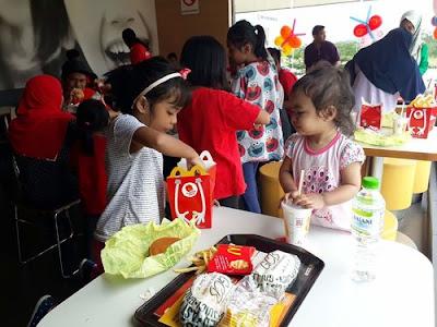 Bermula sebagai Krew Biasa Kini Jadi Pengurus Besar McDonald's Meru Raya
