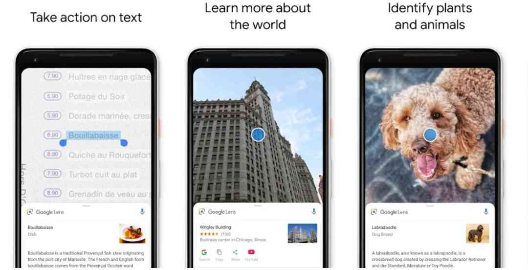 Download Google Lens app for any Infinix phone
