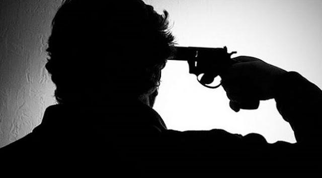Bozovalı çiftçi kazara kendini vurdu