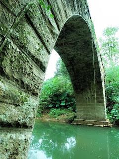 Ponte do Império - Candelária (RS)