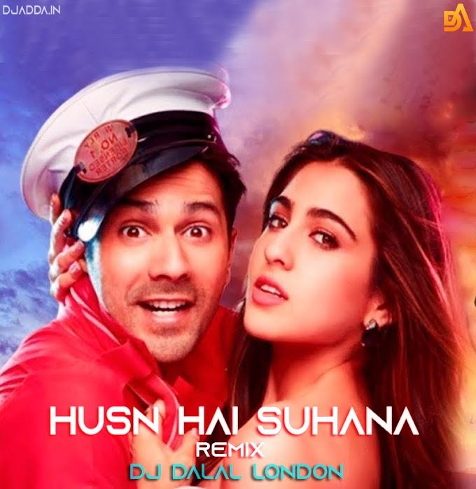 Husn Hai Suhana   Club Remix   Coolie No.1   DJ Dalal London   Feat. Govinda & Kareena Kapoor