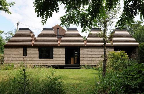 Casa de cortiça premiada em sustentabilidade
