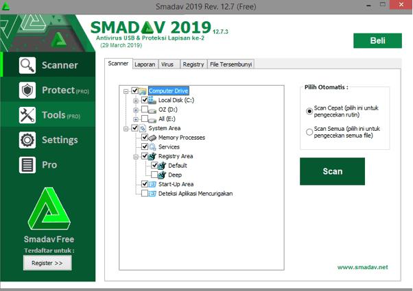 Instal Smadav8