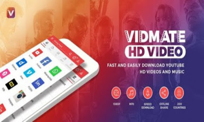 Download Vidmate 2018 last without ads | APK File