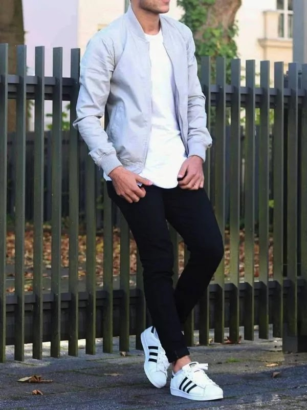 Fresher's Party Outfit Ideas For boys.