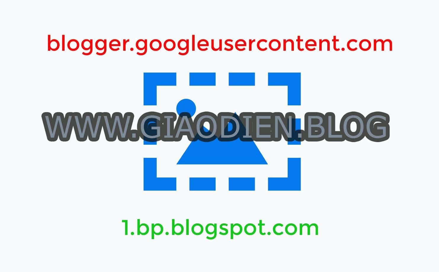 Hướng dẫn đổi link ảnh blogger về mặc định