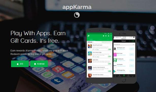 AppKarma - Aplicaciones que generan ingresos