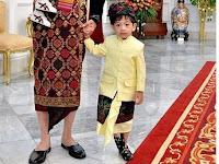 NGAKAK! Upacara 17 Agustus 2019, Jokowi 'KETAMPOL' Sepatu Jan Ethes