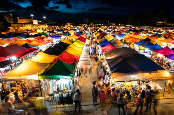 Pasar Kereneng Denpasar