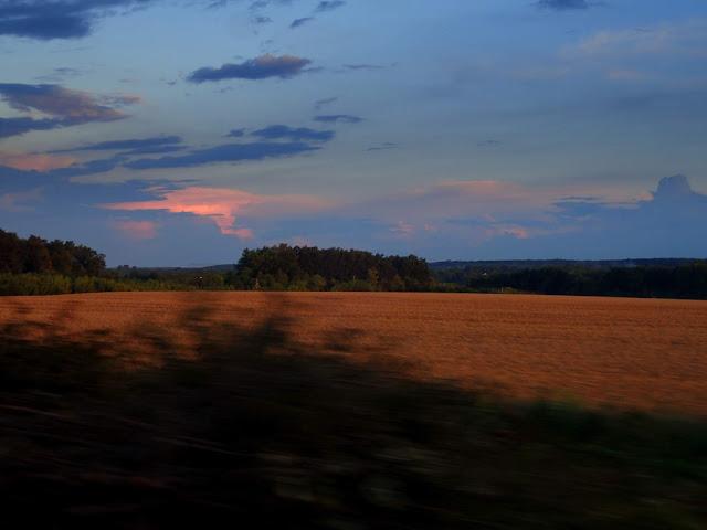 Krajobraz czerkaskiej obłasti