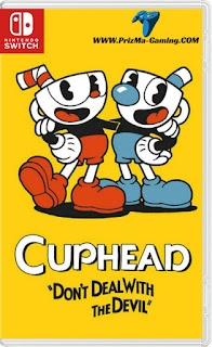 Cuphead Switch [NSP] ROM File for PC│Download Now