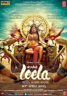 Ek Paheli Leela (2015) Full Hindi Movie 720p HDRip 1GB