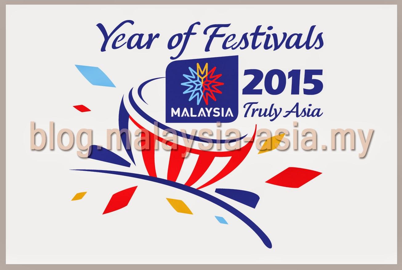 Malaysia Year of Festivals Logo