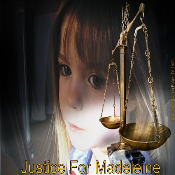 Justice for Madeleine Beth McCann