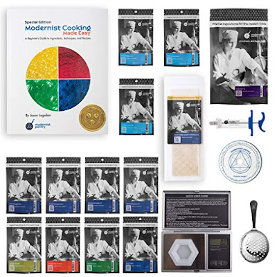 PREMIUM Molecular Gastronomy Made Easy Starter Kit