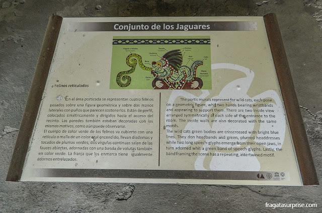 Informações sobre Teotihuacán