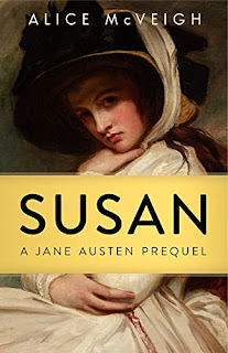 Susan: A Jane Austen Prequel by Alice McVeigh book promotion sites