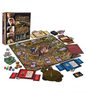 Labyrinth el juego de mesa componentes completos