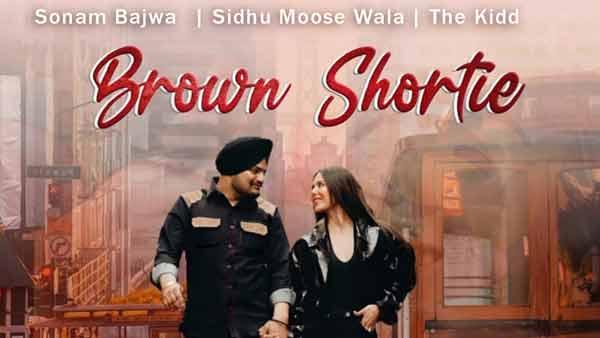 moosetape sidhu moose wala brown shortie
