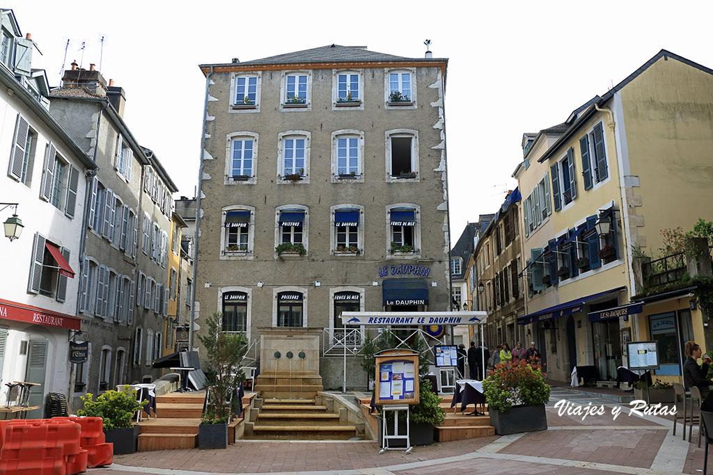 Barrio del Castillo de Pau, Francia