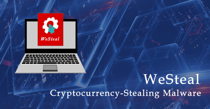 WeSteal Cryptocurrency-Stealing
