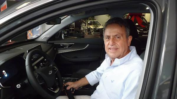 Caoa Chery já vendeu mais de 1.000 Tiggo 8 no Brasil