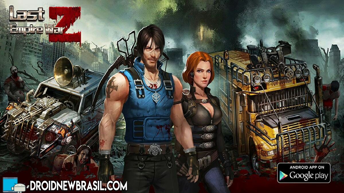 Last Empire - War Z v1.0.195 Apk – OBB