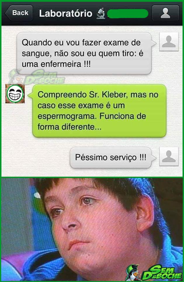 PÉSSIMO SERVIÇO