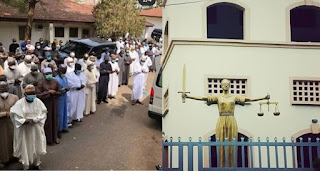 Lawyer sues government officials for violating social distancing at Abba Kyari's burial