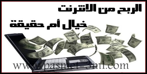 ربح المال مجانا من الانترنت ! بين الحقيقة والخيال